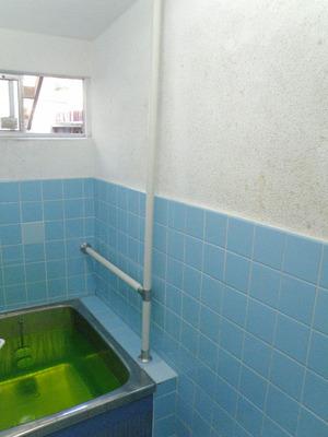 浴室手すり(2)
