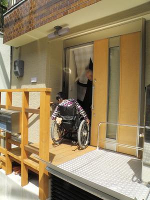 完成:車椅子(4)