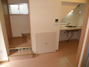 完成:階段とキッチン(11)