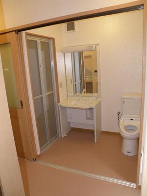 完成:UB、洗面、トイレ(6)