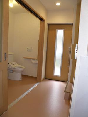 完成:廊下玄関見返し〜トイレ(5)