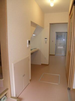 完成:廊下(2)