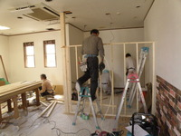 内装木工事