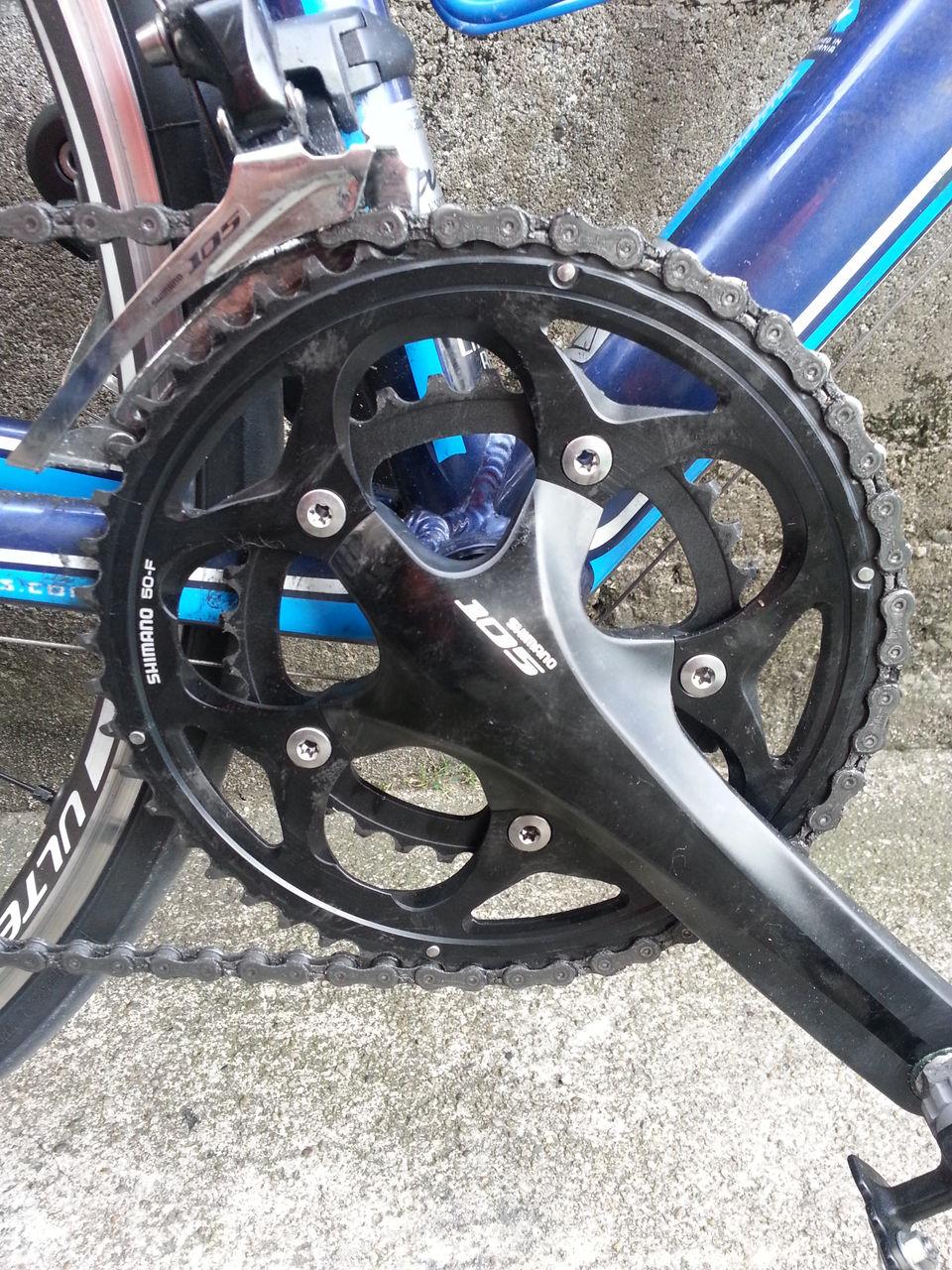 自転車の 自転車 クランク 異音 : KCNCを装着、クランクもシマノ ...