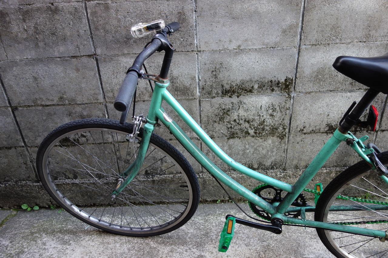 自転車の 自転車 軽快車とは : 費用は一万くらいしたでしょう ...
