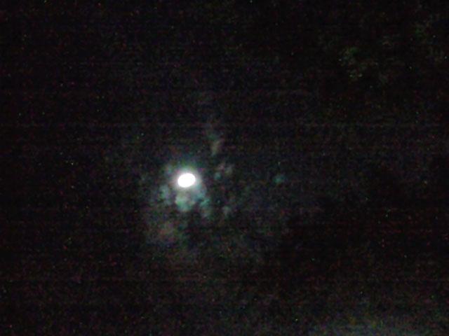 20150928スーパームーン(満月)
