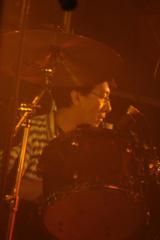 宝船 Yasui Papa on drum
