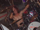 Jack Batler on Drum Hiroxxxxxi!