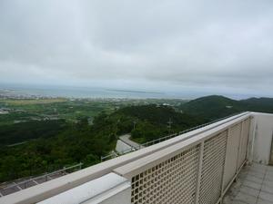 67バンナ岳から竹富島が