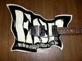 ESPぐにゃらギター