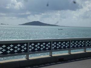 17池間大橋から大神島