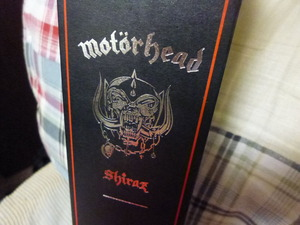 モーターヘッドワイン