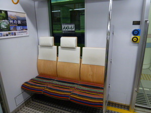 外国の地下鉄?