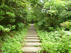 30大岳うふだき階段