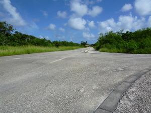 0竹富島の道