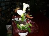 3周年の花