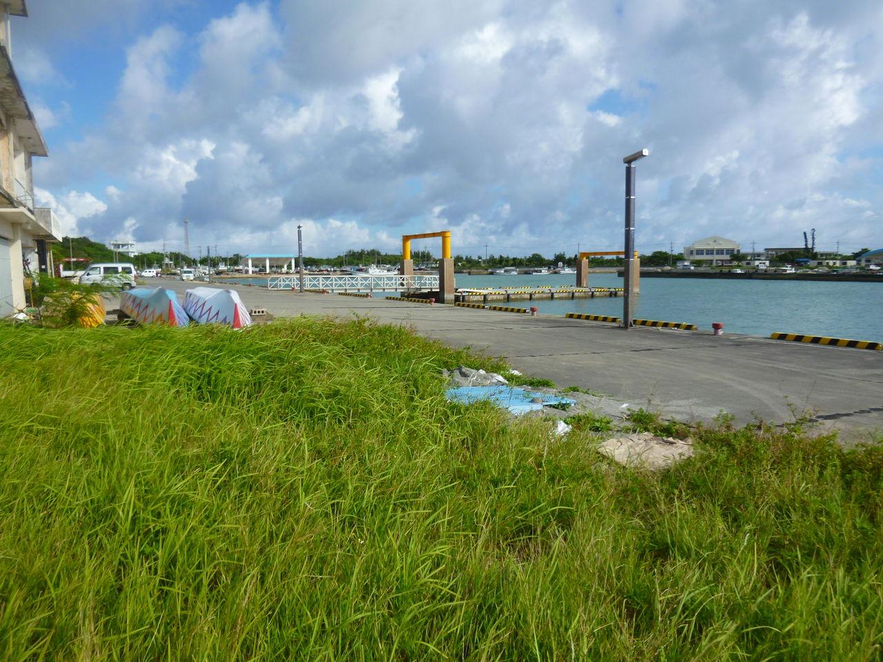 11池間漁港