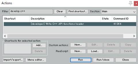 WriteCppHeaderAction