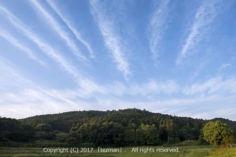 170613晴天白雲