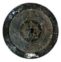 平原遺跡から出土した大型内行花文鏡