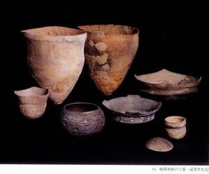 橿原遺跡の土器