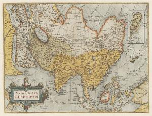 大航海時代の地図