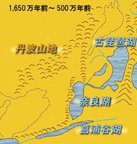 1_650万年前〜500万年前の古琵琶湖
