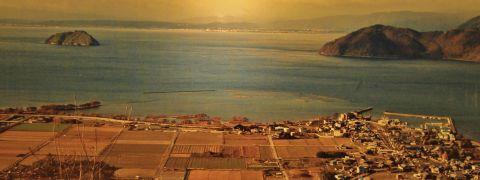 尾上浜と竹島