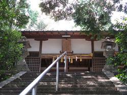 葛木倭文座天羽雷命神社