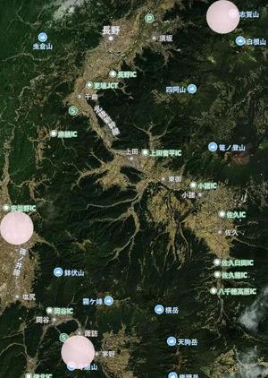 安曇野・志賀高原・諏訪湖