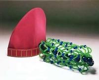 藤原鎌足の大冠帽子