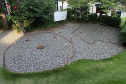 弥生式竪穴住居跡