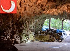 サキタリ洞遺跡