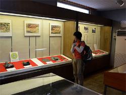 展示室(歴史民俗資料館)
