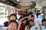 夏合宿07 バス