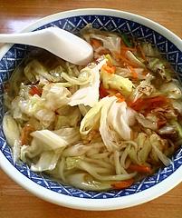 永楽製麺所 タンメン