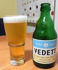 VEDETT EXTRA WHITE(醸造元DUVEL MOOLTGAT)