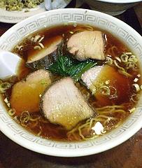 北京亭 チャーシュー麺・大盛(750円)