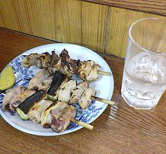 秋田屋 小袋&ナンコツ 高清水(350円)