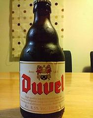 Duvel ベルギービール