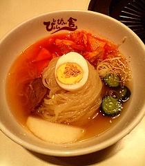 ぴょんぴょん舎@稲荷町本店 盛岡冷麺(800円)