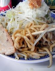 明神 角ふじ ふじ麺 麺