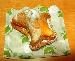 文明堂東京@横浜ジョイナス ムークリームケーキ・スイートポテト イルカの形