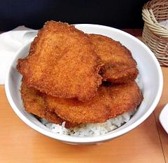 とんかつ太郎@新潟 カツ丼(970円)