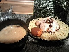 ラーメン厨房 麺バカ息子 徹  特製つけ麺・極太麺・大盛(900円)