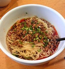 川菜館 坦々麺ランチ(890円)
