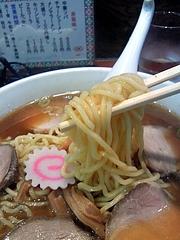 赤坂味一@船橋 チャーシュー麺 麺