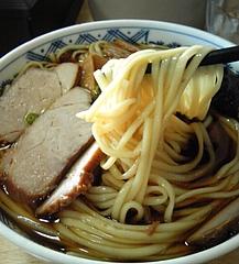 マルナカ 中華そば並 麺