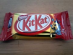 KitKat 八幡屋礒五郎バージョン 個包装
