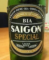 BIA SAIGON SPECIAL ラベル